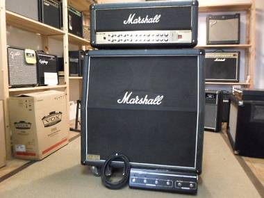 Marshall Testata AVT150H 150W + Cassa JCM 900 LEAD 1960