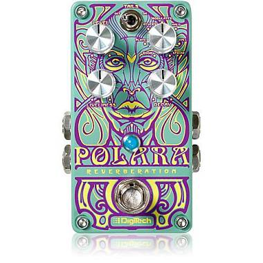 DIGITECH POLARA  RIVERBERO 7 MODALITA'