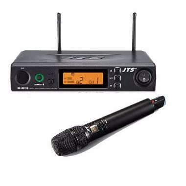 JTS  RU-8011D RU-850TH radio microfono a mano