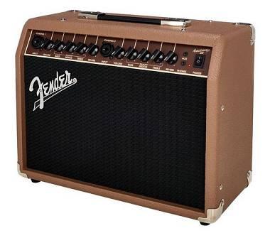 Fender Acoustasonic 40 - Amplificatore per Chitarra Acustica e Voce - 2 Canali
