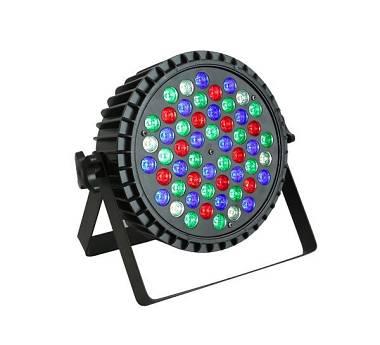 FARETTO PAR LED FLAT FX 54x3W RGBW