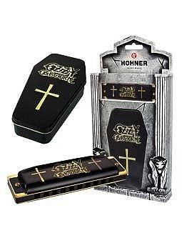 Hohner Ozzy Osbourne Signature ARMONICA IN DO