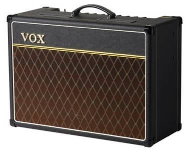 Vox AC15 C1 - Amplificatore per Chitarra Combo Valvolare 15 Watt