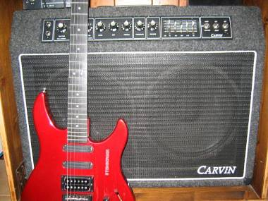 Amplificatore Valvolare Carvin Xv 212 4570454 Su Mercatino