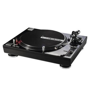 RELOOP RP-7000 GIRADISCHI PROFESSIONALE A TRAZIONE DIRETTA PER DJ COLORE NERO EX-DEMO