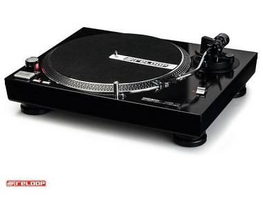RELOOP RP-2000 MK3 USB GIRADISCHI PER DJ USB