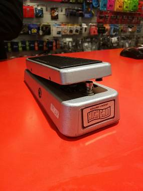 Dunlop GCB-81 High Gain+Boost pedal