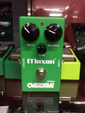 Maxon OD 808 Overdrive