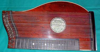 WEBER ZITHER