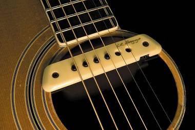 L.R. Baggs M1A  Active Pickup per chitarra acustica