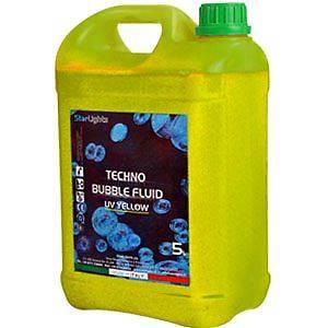 Liquido Bolle UV colore Yellow