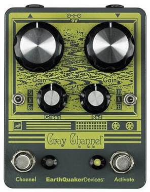 EarthQuaker Devices Gray Channel  Overdrive - IN PRONTA CONSEGNA!
