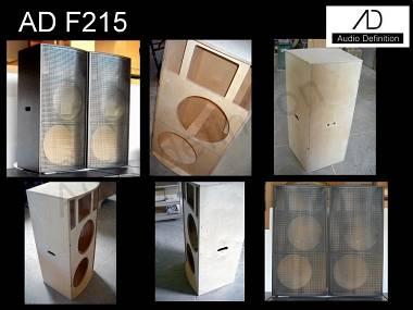 "AUDIO DEFINITION P.A. ""AD F215"""