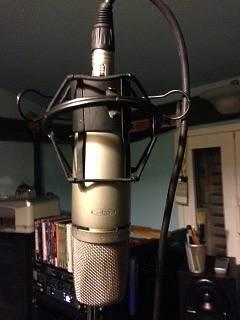 Groove Tube GT AM61 microfono da studio valvolare