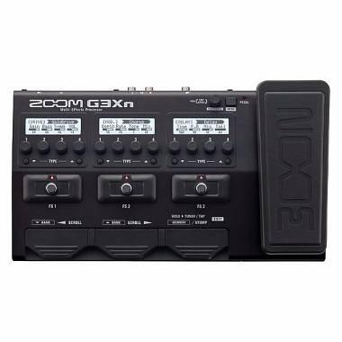 Zoom G3XN Pedaliera multieffetto per chitarra
