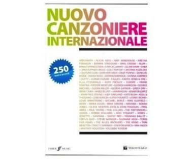 Volonte Nuovo canzoniere internazionale 250 testi e accordi