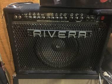 Rivera M100 EV Combo Valvolare made in USA