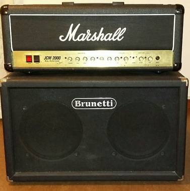 Amplificatore  valvolare  per chitarra