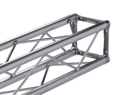 Alutek S20Q 250 - traliccio alluminio 20x20 cm. lunghezza 250 cm.