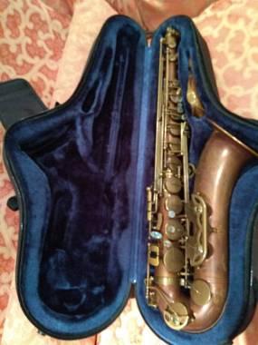 Vendo/scambio Sax Tenore Prof. P. MAURIAT PMST-86UL in Bronzo