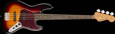 Fender Squier Classic Vibe '60s Jazz Bass®, Laurel Fingerboard, 3-Color Sunburst Spedizione Gratuita