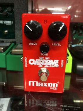 Maxon OD 808 X Extreme Overdrive