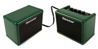 BLACKSTAR FLY3 STEREO PACK GREEN LIMITED EDITION AMPLIFICATORE STEREO PER CHITARRA 3 + 3 WATT DELAY