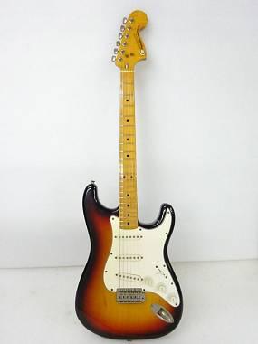 Fernandes fst 70 stratocaster made in japan 1979 vintage fender copy by tokai jv