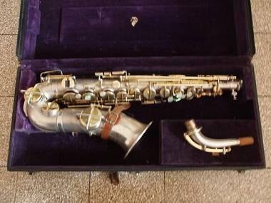 Sax alto Martin Handcraft phase II