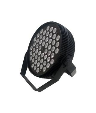 PAR IN ALLUMINIO 54x9W RGBW Soul of Sound Lights