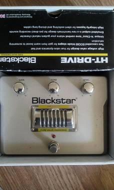 Blackstar Ht Drive  overdrive valvolare