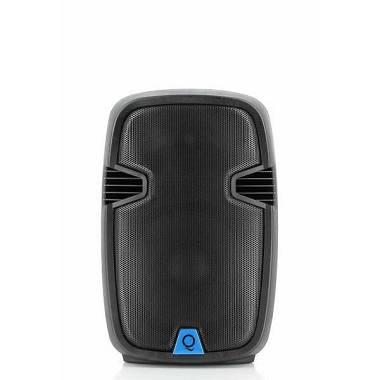 OQUAN  QLS 10- Cassa Attiva 200W + Bluetooth, SD, USB MP3 player Telecomando