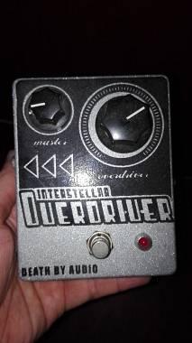 Vendo Death By Audio Interstellar Overdriver - NO PERMUTE SORRY!