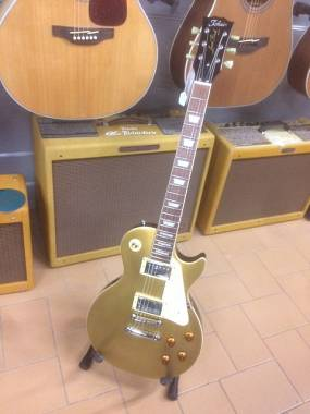 Tokai Traditional UALS62 GT Les Paul Gold Top