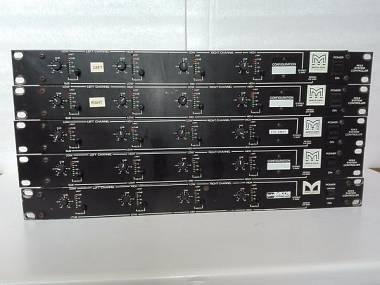 Martin Audio MX4 processori