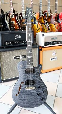 PRS SE ZACH MYERS SATIN QUILT STEALTH LIMITED 2018