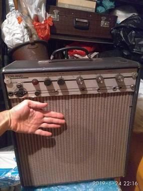 Corland 30watt valvolare per chitarra basso e microfono