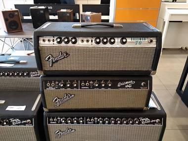 Fender Bassman Amp Blackface 1967