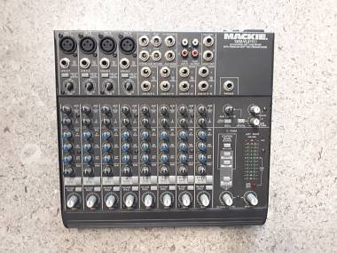 MACKIE 1202 VLZ PRO - MADE IN USA