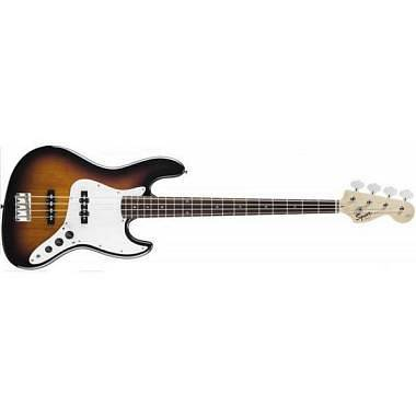 Squier by Fender JAZZ BASS AFFINITY