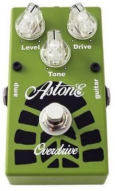 Astone Overdrive - TS9 / TS808 Ibanez vintage tube screamer