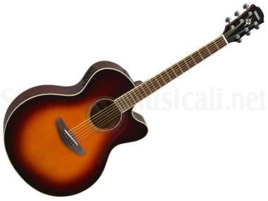 Stringa a 4 corde in stile Violino Piezo Piezo per chitarre acustiche