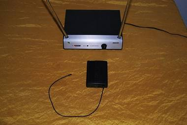 Shure Shure T4a radiomicrofono vhf 177.600