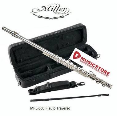 Miller MFL-800 Flauto traverso in Do