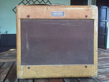 Fender Princeton tweed amp 1953 Originale (no reissue)