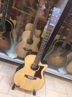 Sigma Guitars GRC-1STE Chitarra Acustica Amplificata