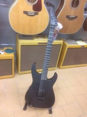 Ltd  ESP M-Black Metal Black Satin