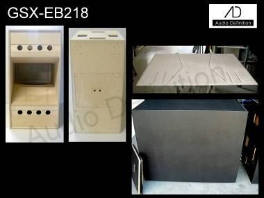 Audio Definition P.A. GSX-EB218