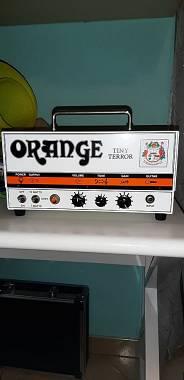 Testata Valvolare Orange Tiny Terror