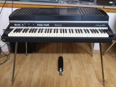 Rhodes Mark 2 Stage Piano (Fender Rhodes)